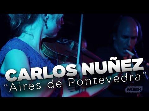 WGBH Music: Carlos Nuñez - Aires de Pontevedra (live)