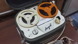 """Катушечный магнитофон """"Астра-2"""" покупка продажа заработок в интернете .  ююю"""