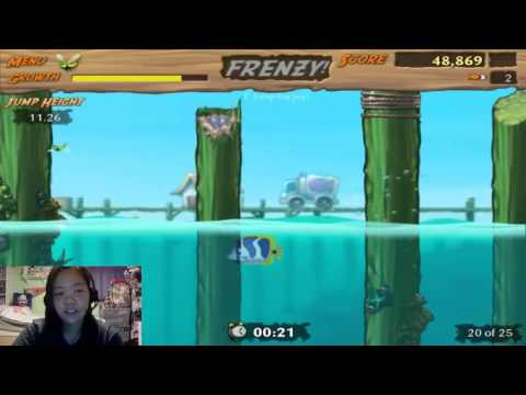 Feeding Frenzy 2: Shipwreck Showdown Deluxe (first official stream!)