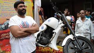 Mukunda Murari : Nanda Kishore talks about bike used in movie