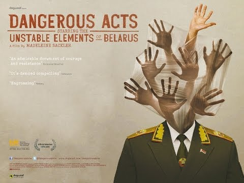 Dangerous Acts Starring the Unstable Elements of Belarus - Official Trailer