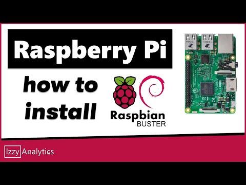 Raspbian Buster | Raspberry Pi | Quick Start For Beginners