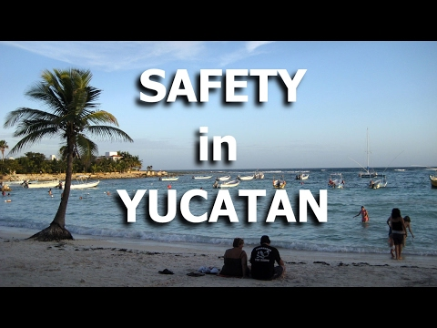 Safety in Yucatan from Expat Author Kristine Ellingson