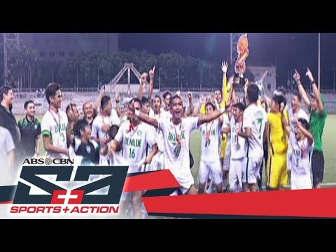 The Score: CSB Blazers wins in the NCAA Season 93 Men's Football tournament