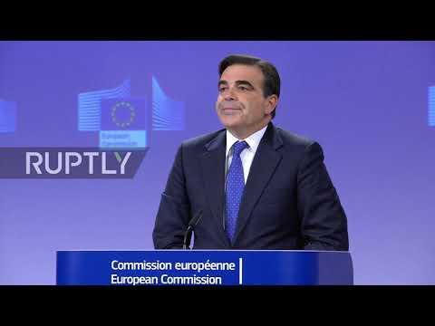 Belgium: EU Spokesperson Schinas tells UK's Hunt to read a history book