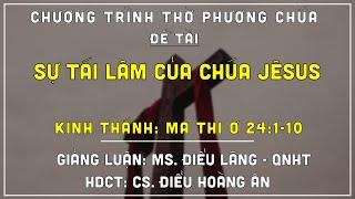 HTTL TÚC TRƯNG - Chương trình thờ phượng Chúa - 25/07/2021