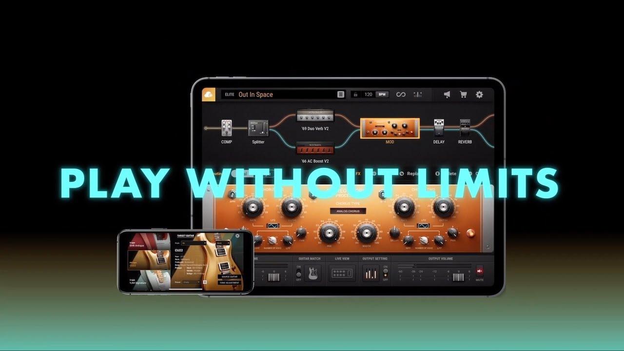 The Ultimate Guitar Tone App | BIAS FX 2 Mobile
