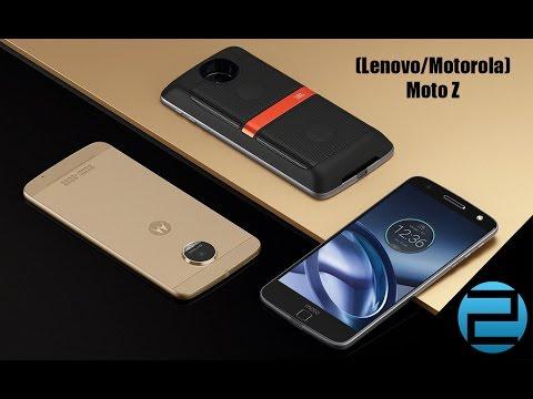 (Lenovo/Motorola) Moto Z és Moto MOD bemutató