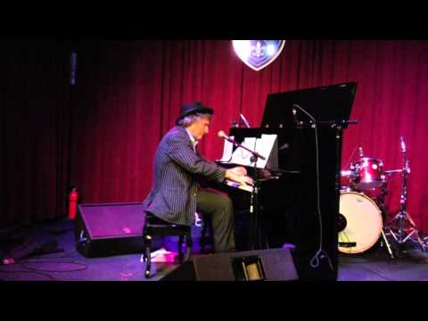 Jon Cleary -  March,  2013 - D.B.A in New Orleans
