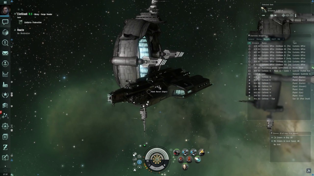 new to eve online