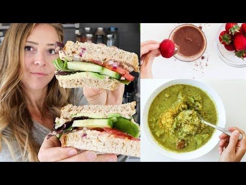 VEGAN MEAL PLAN FOR MAXIMUM WEIGHT LOSS #2