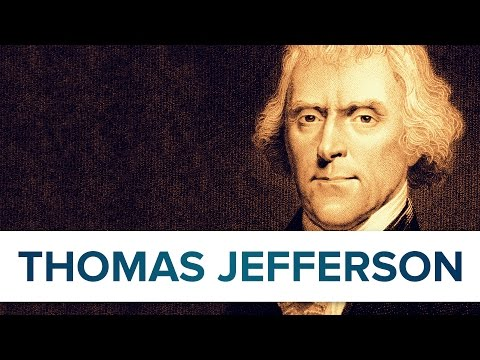 Top 10 Facts - Thomas Jefferson