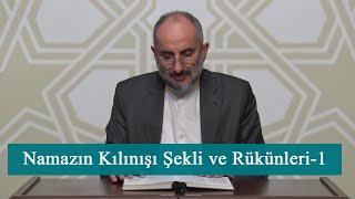NAMAZIN KILINIŞI ŞEKLİ ve RÜKÜNLERİ-1 (57) Abdulhamit kahraman