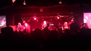 Nile - The Howling of the Jinn (Live 3/10/13 NYC)