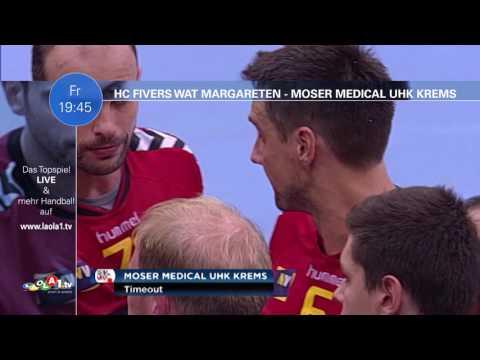 Halbfinale 2: FIVERS WAT Margareten - Moser Medical UHK KREMS
