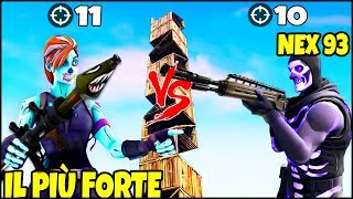 "ERA THE MORE FORTE... THEN WE CLASHED FORTNITE ITA nex93 ""ASSURDO"" ""real victory?"""