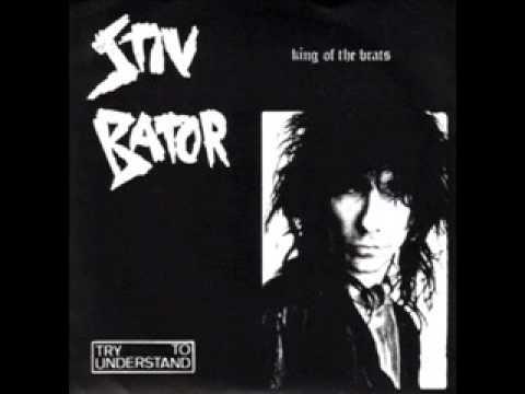 stiv bator - king of the brats