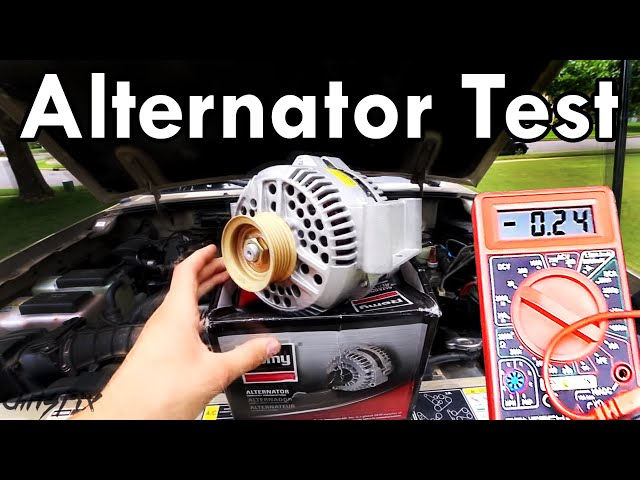 6 Common Bad Alternator Symptoms You Shouldn't Miss | CAR