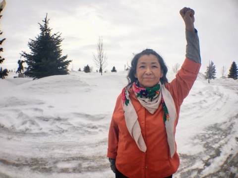 Native Americans On Day 14 Of Standing Rock Hunger Strike
