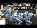 Custom LEGO Robotic Dragon | Skærbæk Fan Weekend 2018