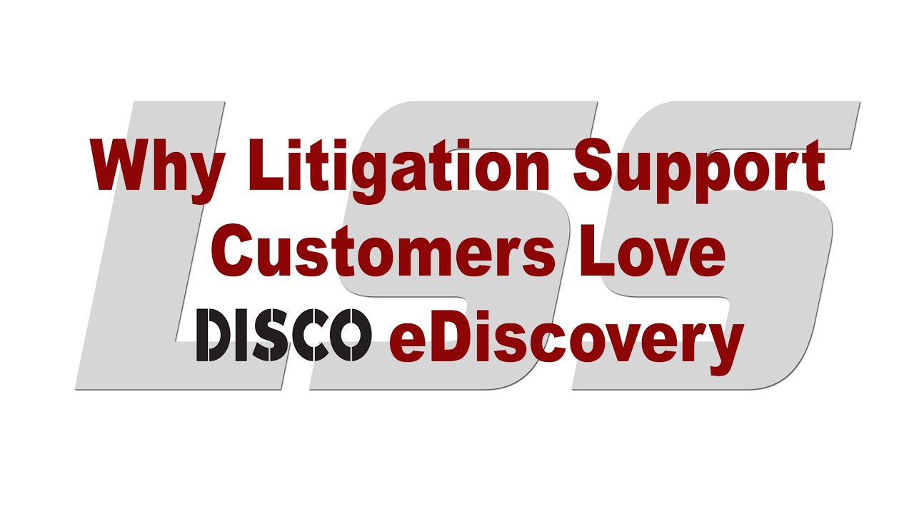 eDiscovery Cincinnati, Dayton, Columbus - CS Disco - Litigation Support  Services