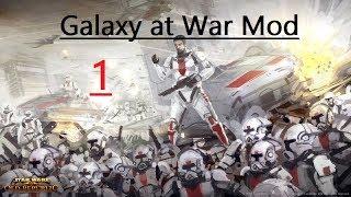 Men of War Assault Squad 2---Galaxy at War mod (Empire VS Old Republic)