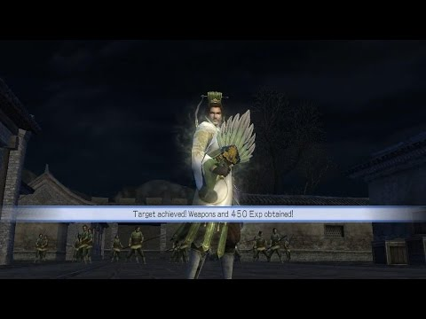 Dynasty Warriors 6 - Zhuge Liang Musou Mode - Chaos Difficulty - Battle of Wu Zhang Plains