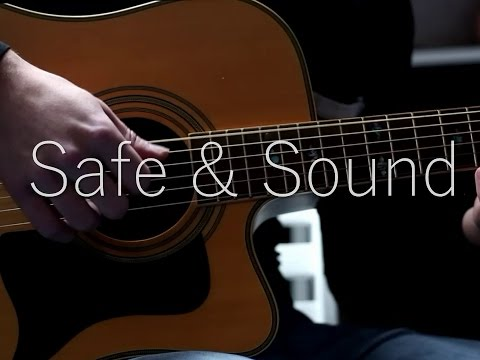 Guitar guitar cover with tabs : Taylor Swift) Safe & Sound - Fingerstyle Guitar Cover (with TABS ...