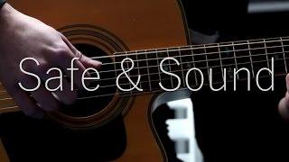 (Taylor Swift) Safe & Sound - Fingerstyle Guitar Cover