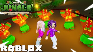 THE JUNGLE STORY! 🌴 / ROBLOX