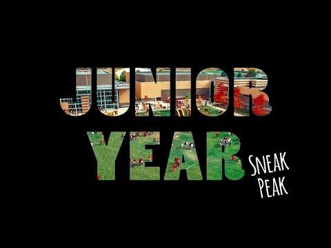 Junior Year At Regis Jesuit High School