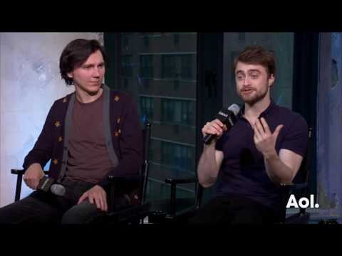 "Paul Dano and Daniel Radcliffe On ""Swiss Army Man"" 