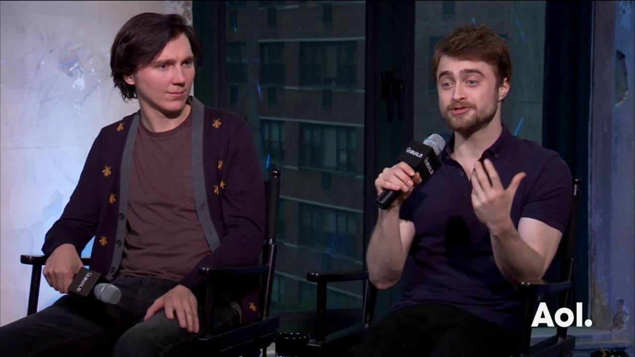 """Download Paul Dano and Daniel Radcliffe On """"Swiss Army Man"""" 