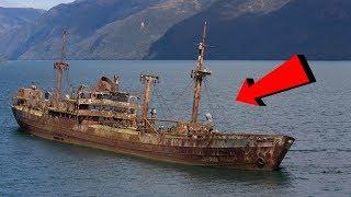 เรือลึกลับที่หายไปในสามเหลี่ยมเบอร์มิวด้าแต่สามารถกลับออกมาได้ (เรือSS Cotopaxi)