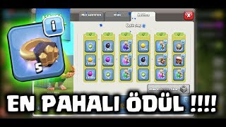 EN PAHALI ÖDÜL !!! | Clash Of Clans