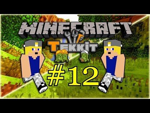 Minecraft: Tekkit - Survival - #12 'SOLAR PANNELS!'