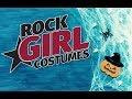 LAZER Rock Girl Top 10 Finalists - Halloween Costumes
