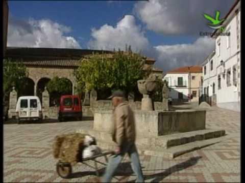 """Puerto de Santa Cruz """"Extremadura TV"""""""