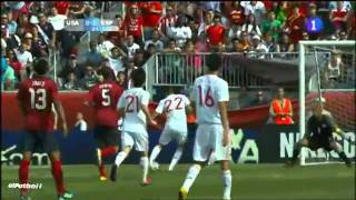 USA 0-4 Spain 4-6-2011 Thumbnail