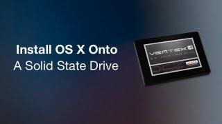 Beast Mac Mini Build 2013 (Part 4) How To Clean Install Mac OS X On A SSD