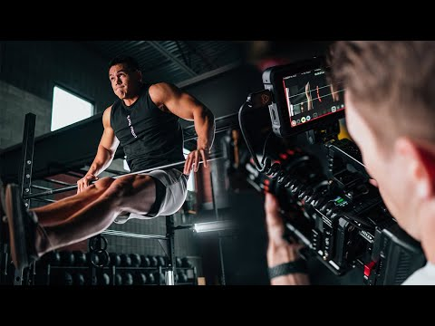 How to Shoot a Fitness Video | Job Shadow