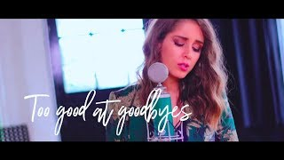 Sam Smith - Too Good At Goodbyes Mashup (announcement)