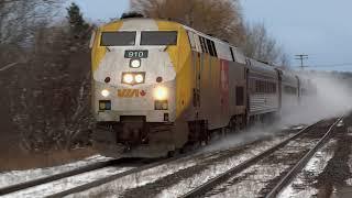 High speed Via Rail Trains 2