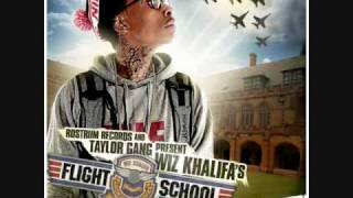 Ms. Rightfernow - Wiz Khalifa Chopped and Screwed
