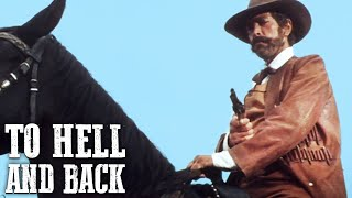 To Hell and Back | SPAGHETTI WESTERN | Wild West | Gunslinger | Full Length | English