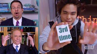 FOOL US Penn \u0026 Teller for the Third Time! // Shin Lim