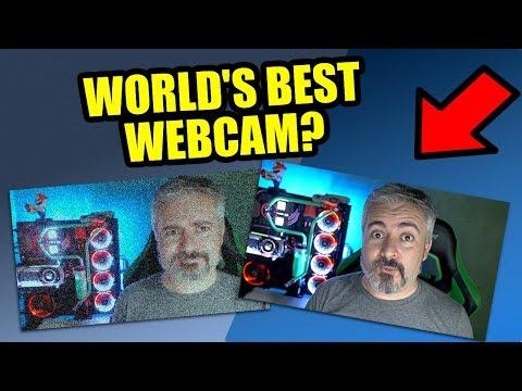 WORLDS BEST WEBCAM? - Elgato Camlink Review
