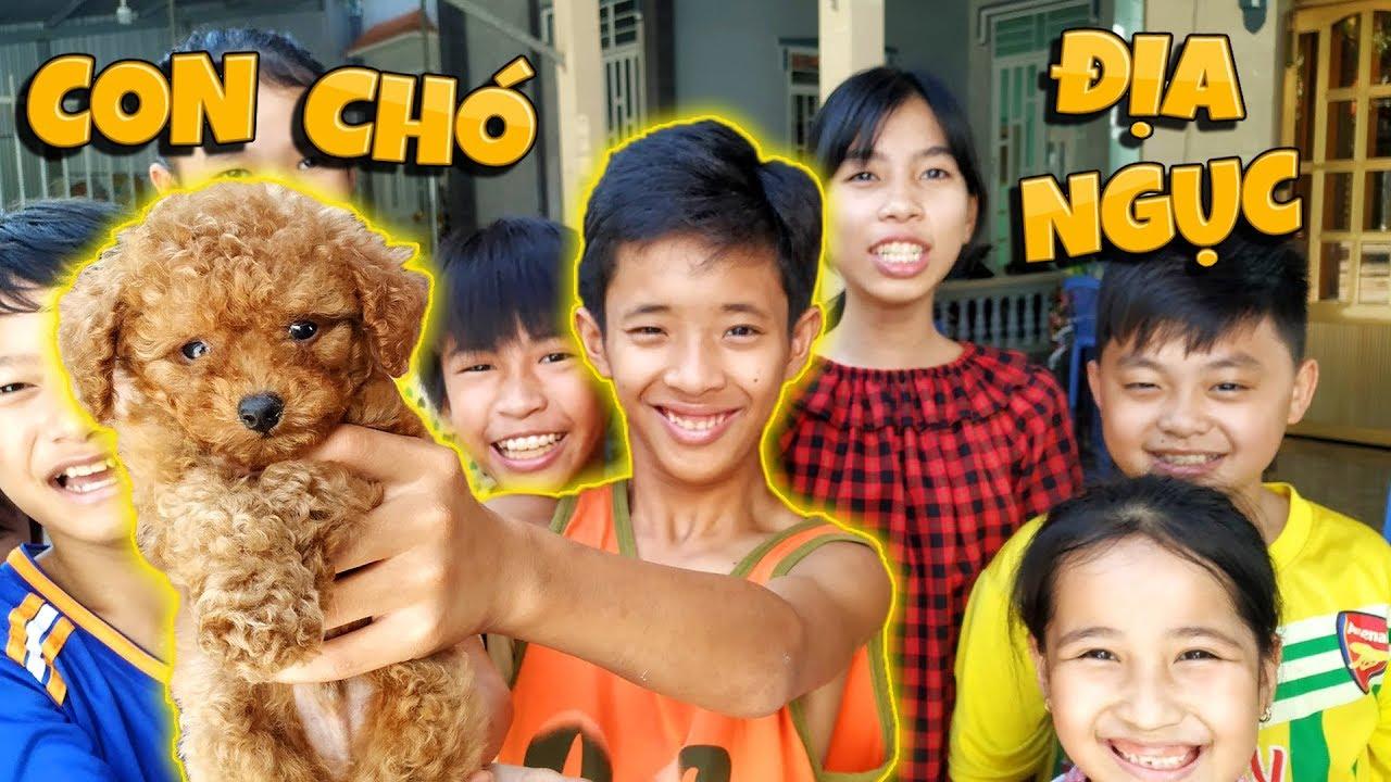 Tony   Trò Chơi CON CHÓ ÁC QUỶ – Lucky Poodle Dog