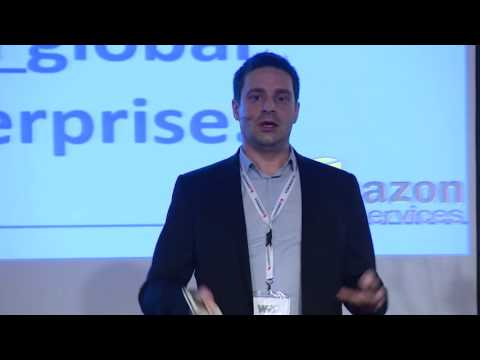 David de Santiago, Amazon Web Services - Digital Innovation and Disruption: The Amazon recipe