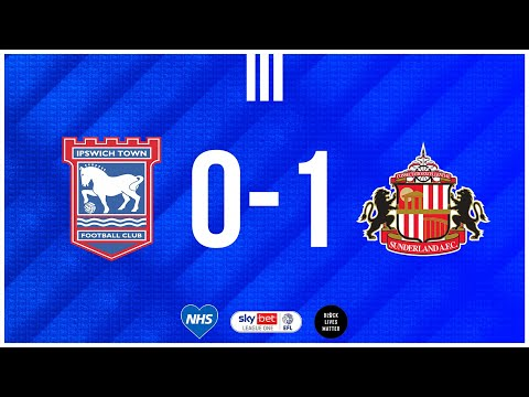 Ipswich Sunderland Goals And Highlights